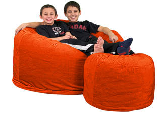 small 3ft bean bag chair