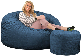 5ft Big Bean Bag Chair