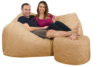 Comfy Corner Bean Bag Chairs